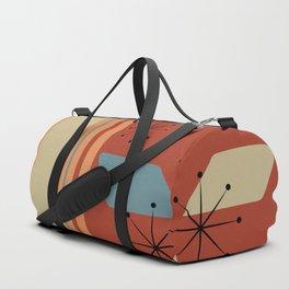 Vintage Retro 01 Duffle Bag