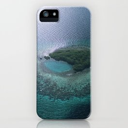 Romantic Hideaway Near Belize iPhone Case