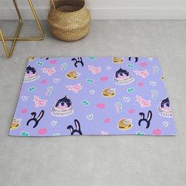 Tamaki Dango pattern Rug