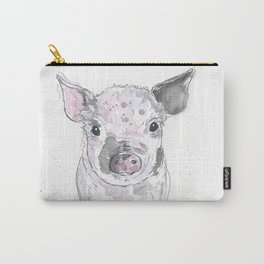 Wee piglet Carry-All Pouch