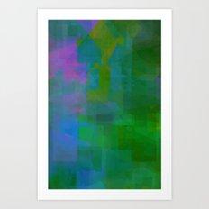 Wild#1 Art Print