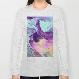 Liquid Pastels Long Sleeve T-shirt