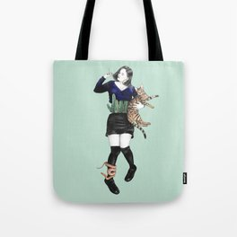The Great Gaxi Tote Bag