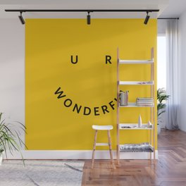 You are wonderful Wall Mural