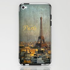 I love Paris iPhone & iPod Skin
