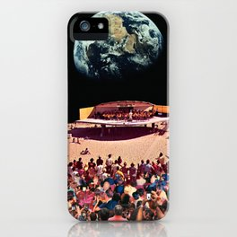 Concert iPhone Case