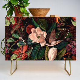 FLORAL AND BIRDS XIV Credenza