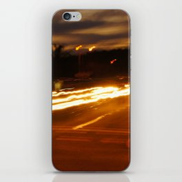Sunset in Palm Beach III iPhone Skin