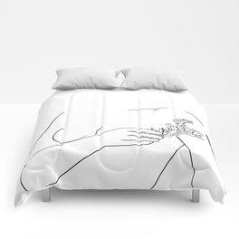 floraison Comforters