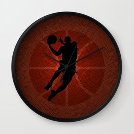 SLAM DUNK - JORDAN Wall Clock