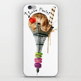 Paris iPhone Skin