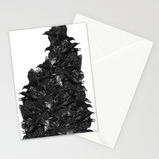 Leave my loneliness unbroken! Stationery Cards
