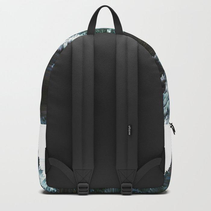 Submerged Backpack
