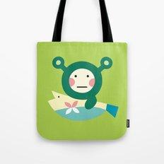 Shrekmon Tote Bag