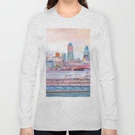 Colorful London Long Sleeve T-shirt