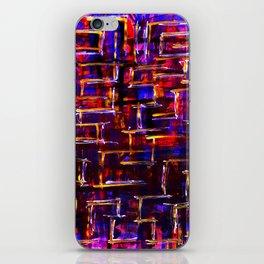 The Borderline Maze iPhone Skin
