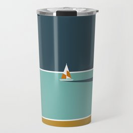 View from the beach Travel Mug