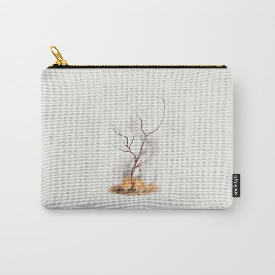 Snared Carry-All Pouch
