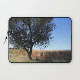 Corn Field in the Midwest Laptop Sleeve