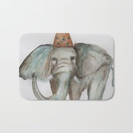 Elephant Sized Fun Bath Mat