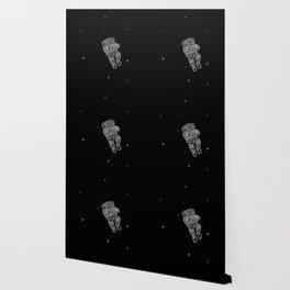 Astronaut Drifting Wallpaper