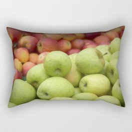 Fresh Apples Rectangular Pillow