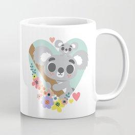 Koala Bear Love / Cute Animal Coffee Mug
