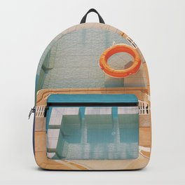 Swimming Pool Backpack