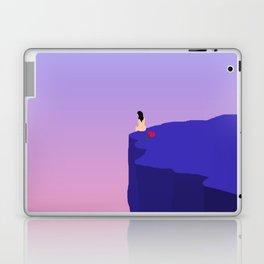 Cliff//Rose Laptop & iPad Skin
