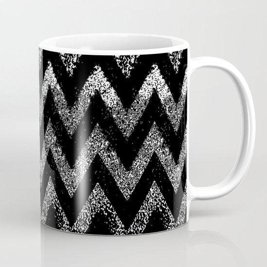 life in black and white Mug