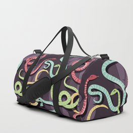 Snakes pattern 001 Duffle Bag
