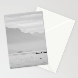 Peace in the sea - Paraty Brazil Stationery Cards