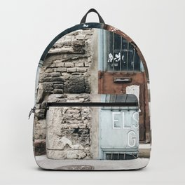 Exposed Brickwork Backpack