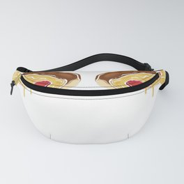 Pizza Pepperoni Fanny Pack