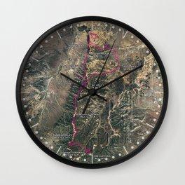 bc Wall Clock