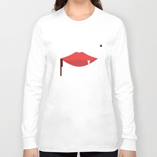 Monroe The Vampire Long Sleeve T-shirt