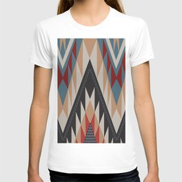 American Native Pattern No. 11 T-shirt