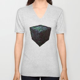 Borg Cube Unisex V-Neck
