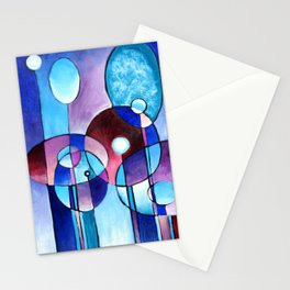 Nocturno Stationery Cards