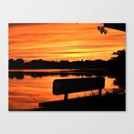 Orangesicle Canvas Print