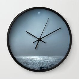 Ocean Spotlight Wall Clock