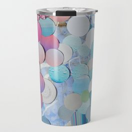 Blueberry Garden Travel Mug