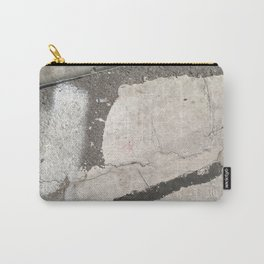 Paved art - texture road surface Carry-All Pouch