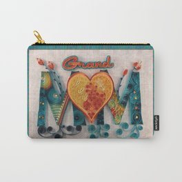 GrandMOM Carry-All Pouch