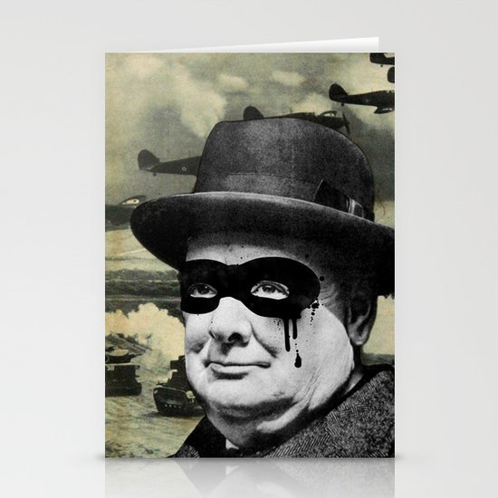 Churchill Stationery Cards