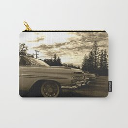 All my friends know the lowrider Carry-All Pouch