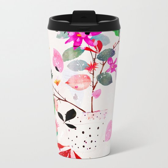 cosima Metal Travel Mug