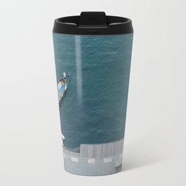 Blue bay Travel Mug