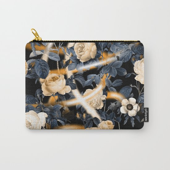 Lights and flowers garden Carry-All Pouch