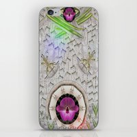 asian iPhone & iPod Skins featuring Asian pattern by Pepita Selles